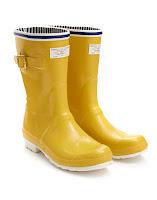 Rain Boots Yellow2