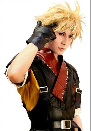 Great Final Fantasy X 2 Shuyin Cosplay