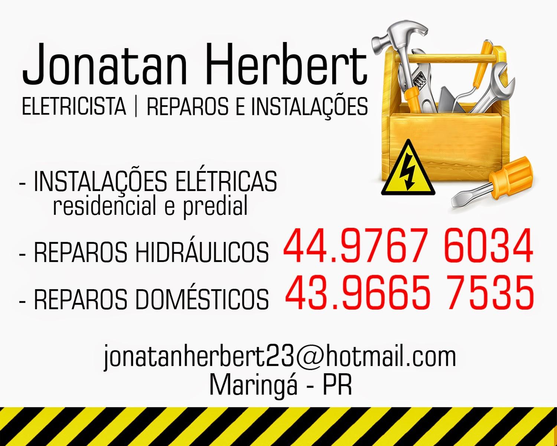 ELETRICISTA JONATAN HERBERT