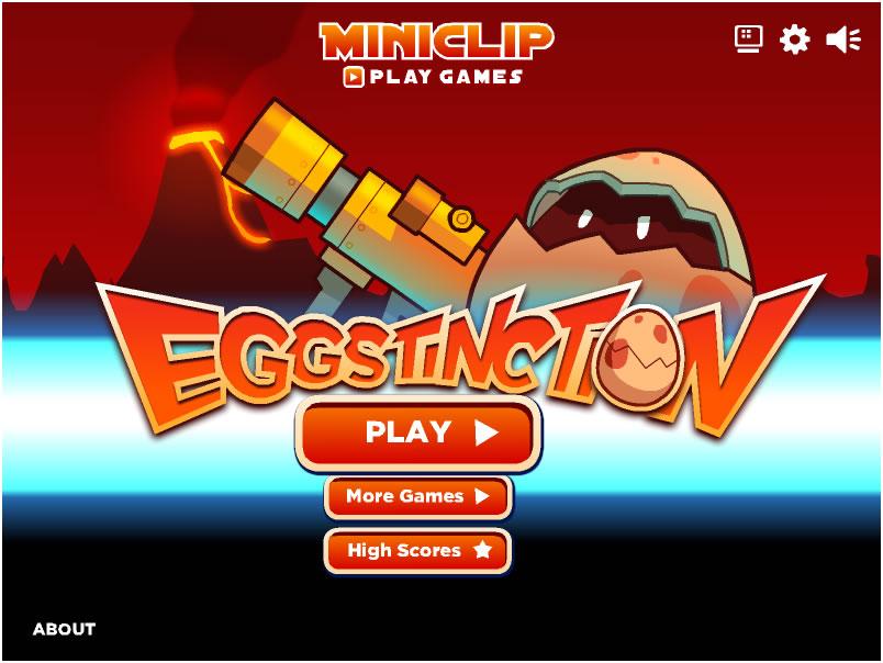Game : Eggstinction