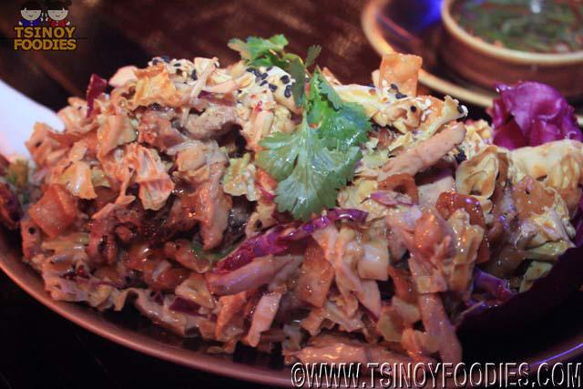 buddha bar chicken salad