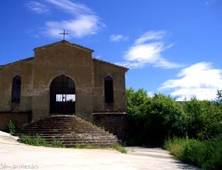 Camino del cementerio de Korres/Corres- Parque natural de Izki- Alava-