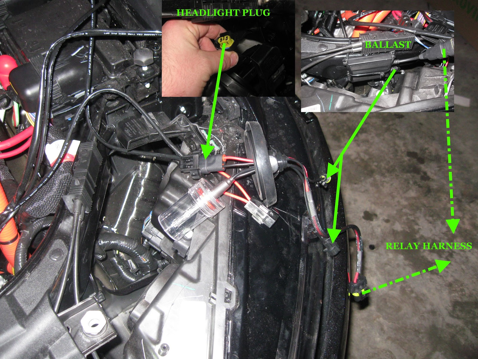 2013 Ford Fusion Hybrid Se Mpg  Hid Install   Special Post
