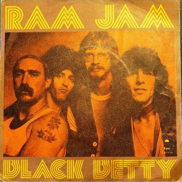 Black Betty. Ram Jam