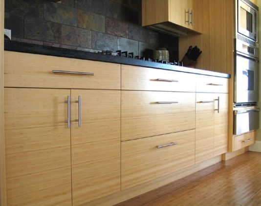 Bamboo Cabinets Kitchen Bamboo Kitchen Cabinets Pictures Ideas Tips ...