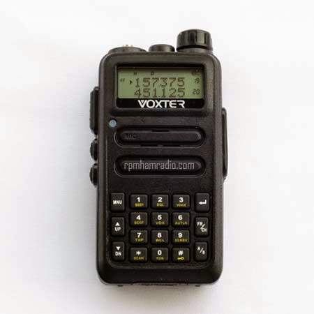 HT VOXTER UV-W8 DUAL BAND