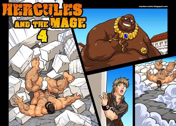 Hercules and the Mage part4