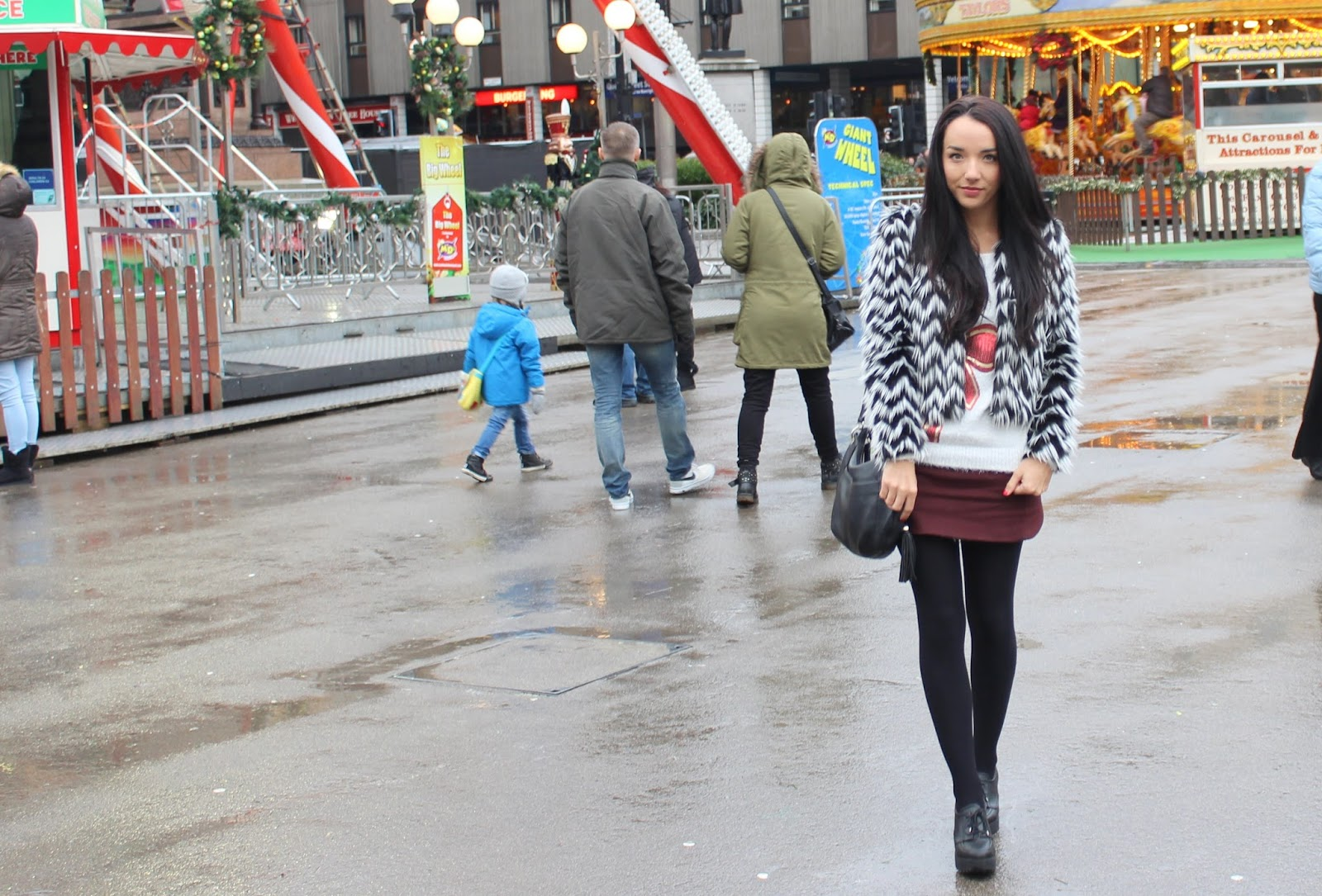 Christmas Jumper Fashion Blogger