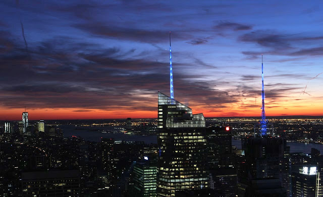 Manhattan NYC - Sunset