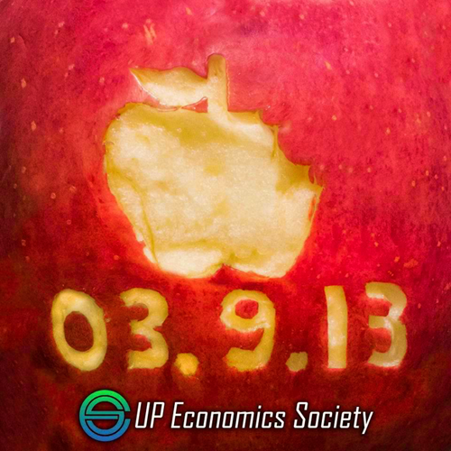 Foodie from the Metro - UP Economics Society Foodgasm 2