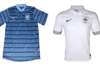Kostum Prancis Euro 2012