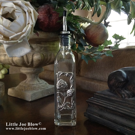 artichoke collection oil bottles sold by little joe blow photo 4