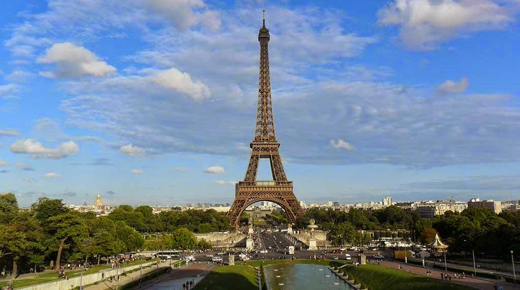 This Global Cultural Icon Is One Of The Most Famous Tourist Attractions And Recognizable Structures