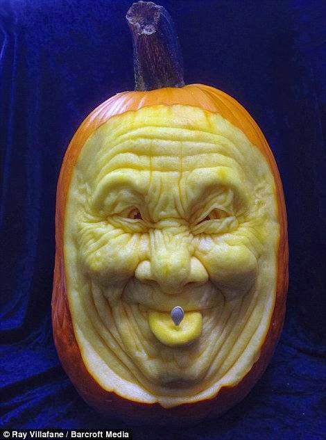 Sa girl gamers villafane studios d pumpkin carving