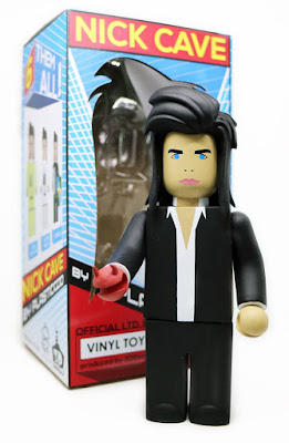 "San Diego Comic-Con 2015 Exclusive ""Red Right Hand"" Nick Cave Vinyl Figure by Plasticgod"