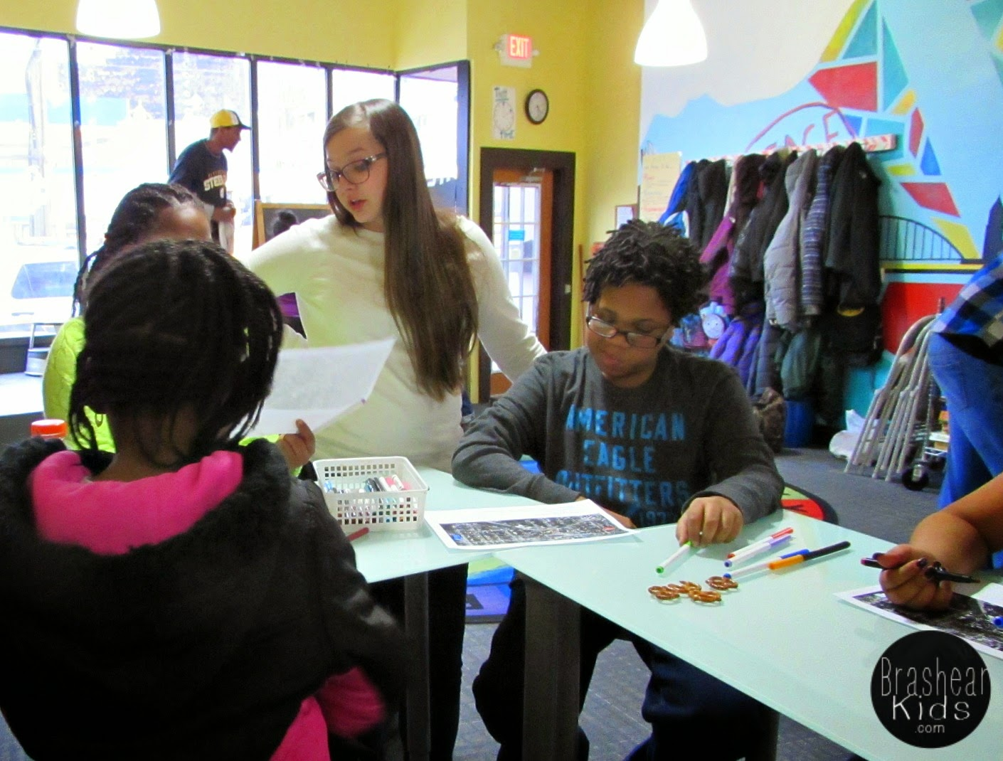 a recent community day at alec sought to overcome this challenge with fun games and puzzles