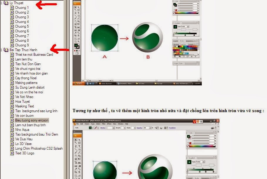 download giao trinh photoshop cs3 tieng viet