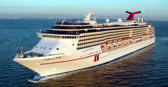 All Cruises Carnival Pride Cruise