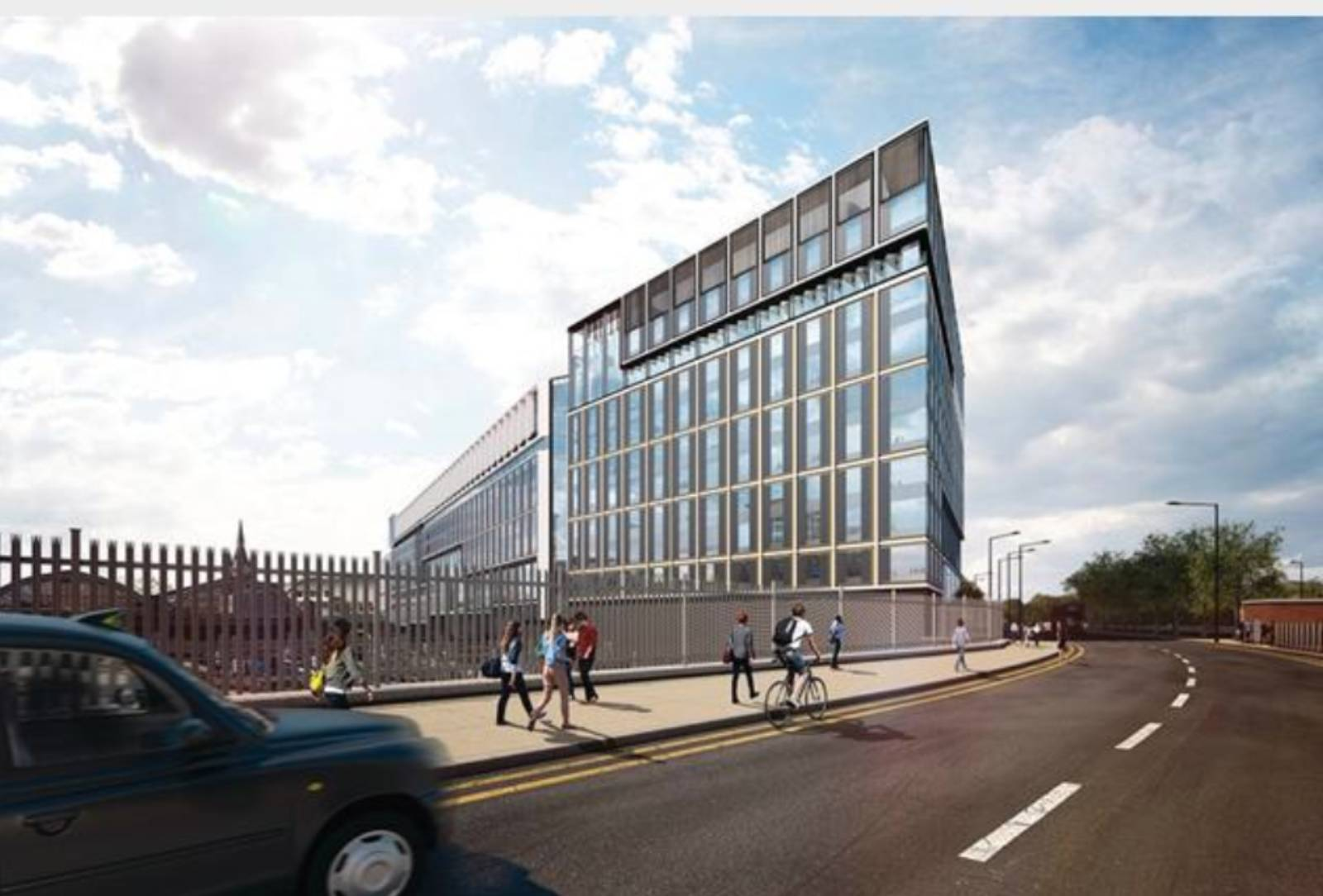 Google 39 S New Headquarters By Allford Hall Monaghan Morris