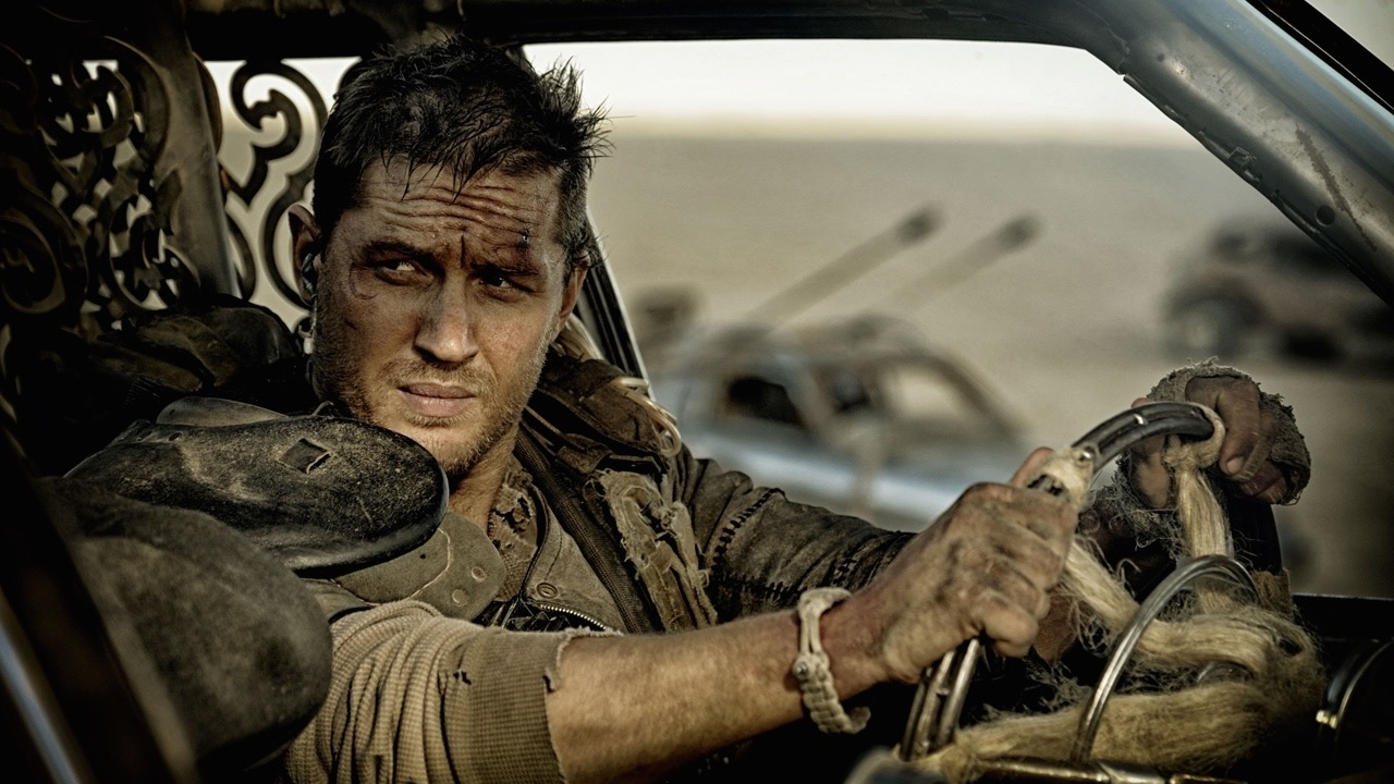 Tom Hardy | Mad Max: Fury Road