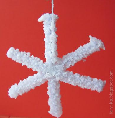 почему снег блестит snowcrystals