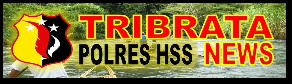 TRIBRATA NEWS  POLRES HULU SUNGAI SELATAN
