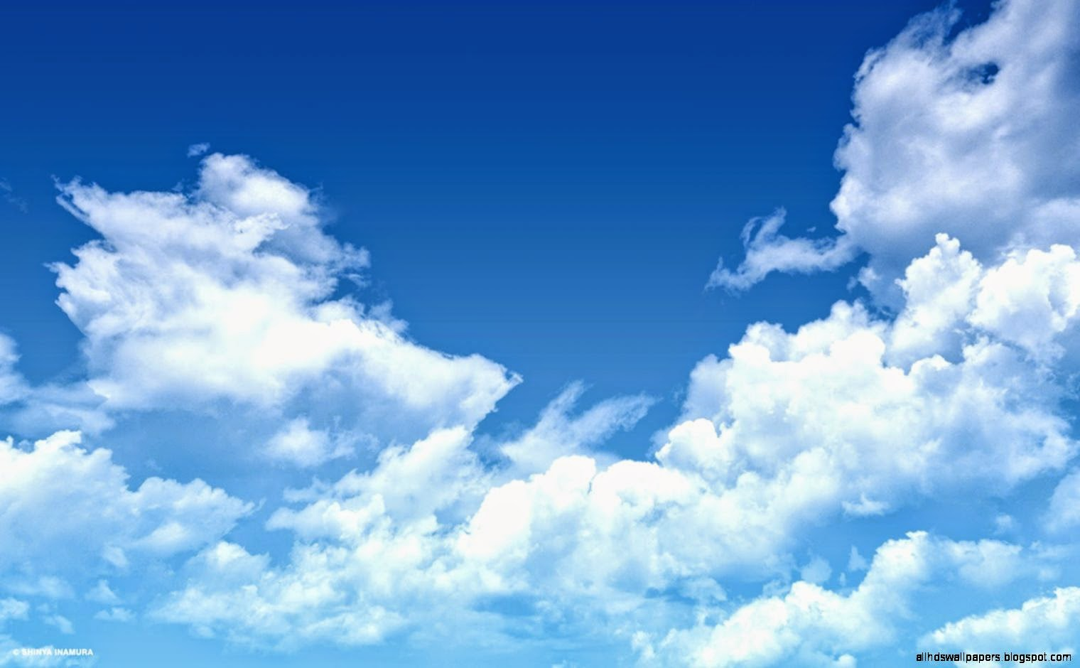 Sky Blue Hd Background All Hd Wallpapers