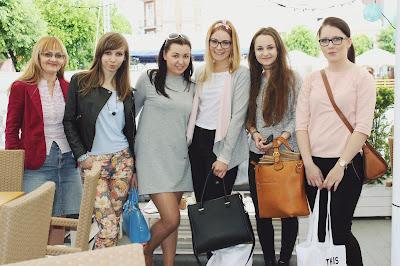 Relacja z pierwszego spotkania blogerek w Lesznie