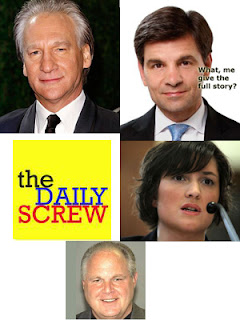 List of  Media Lies, Dishonesty & Failures, George Stephanopoulos, Rush Limbaugh, Bill Maher