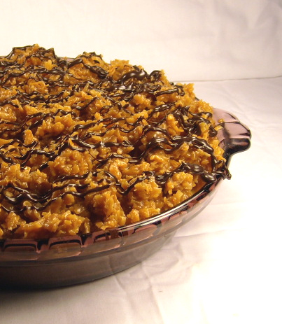 Flour Dusted: Samoas Pie
