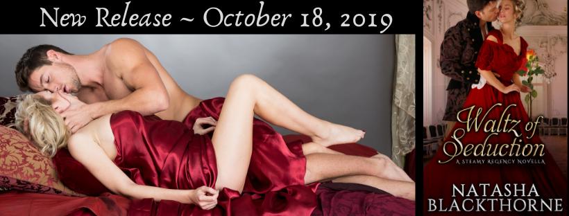 Natasha Blackthorne ~ Scorchingly Steamy Historical Romance