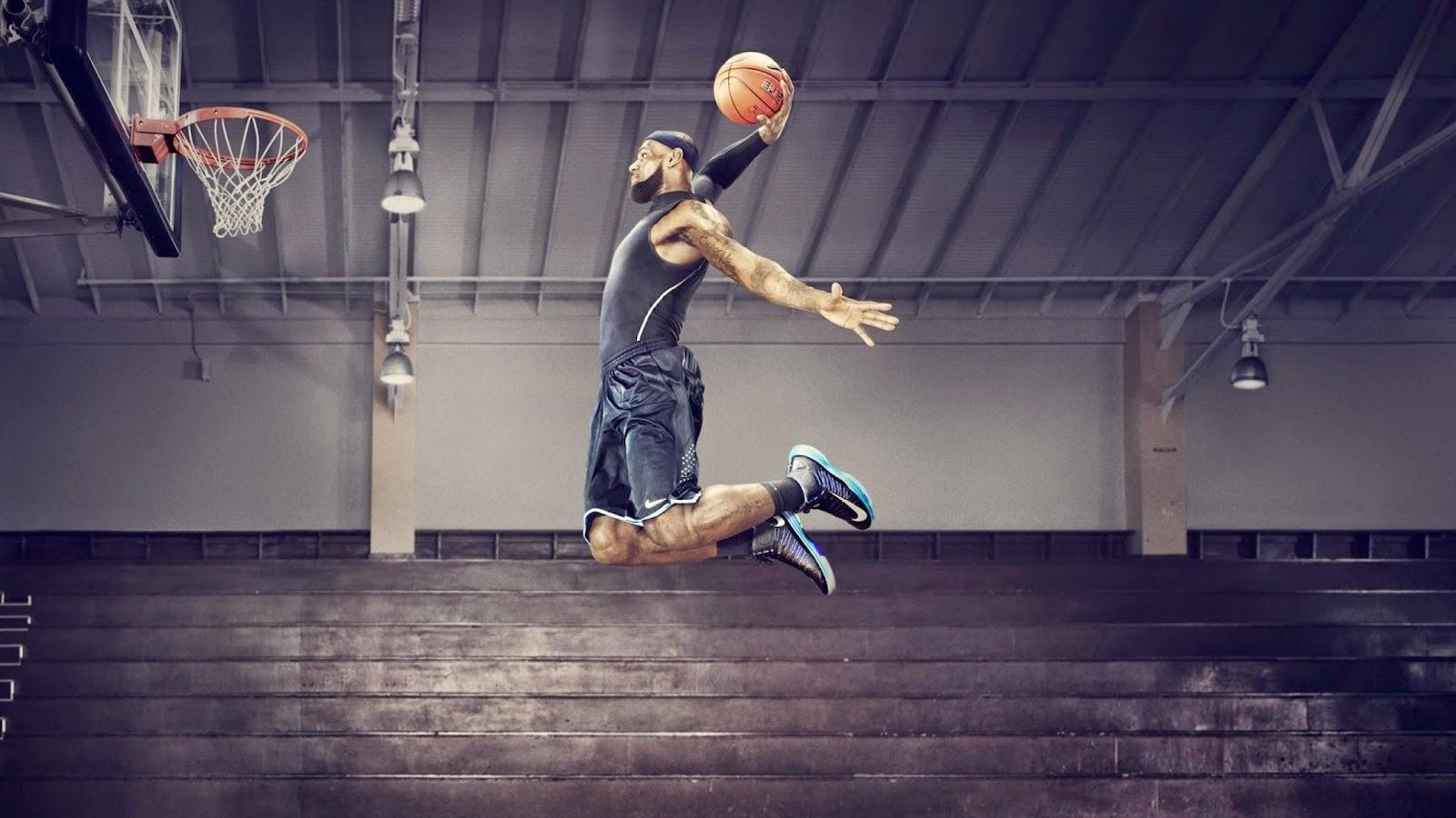 Desktop Wallpaper    Gallery    Miscellaneous    Nike Basketball
