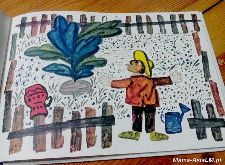lokomotywa ilustracja rzepki