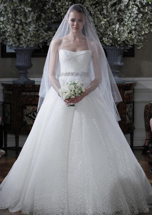فساتين زفاف 2013 فستان زفاف 2013