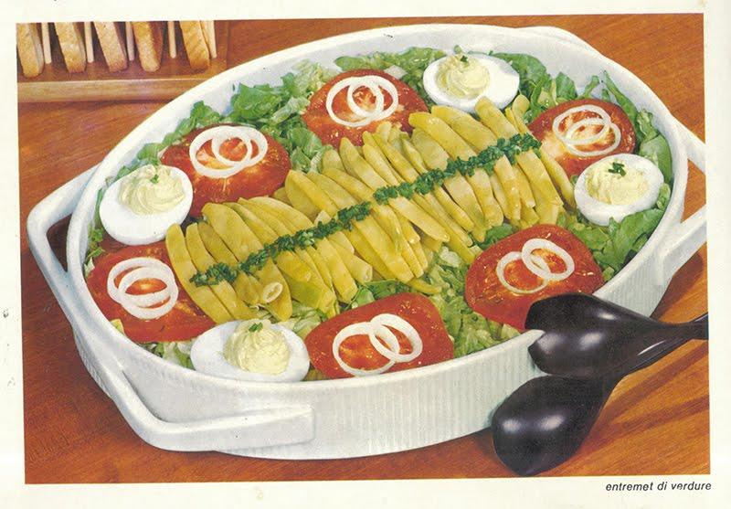 Il Diario Gastronomico: Aspic di verdure in gelatina di limone