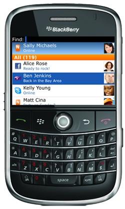 برنامج نيمبز لهواتف البلاك بيري Download Nimbuzz BlackBerry