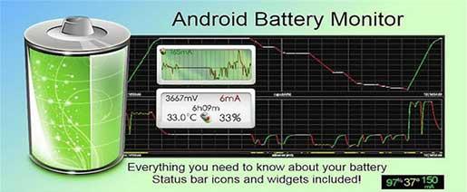 Battery Monitor Widget Pro Apk v3.9