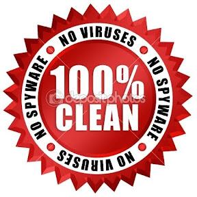 100 % CLEAN !!!