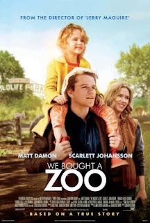 Filme Poster Compramos um Zoológico CAM XviD & RMVB Legendado