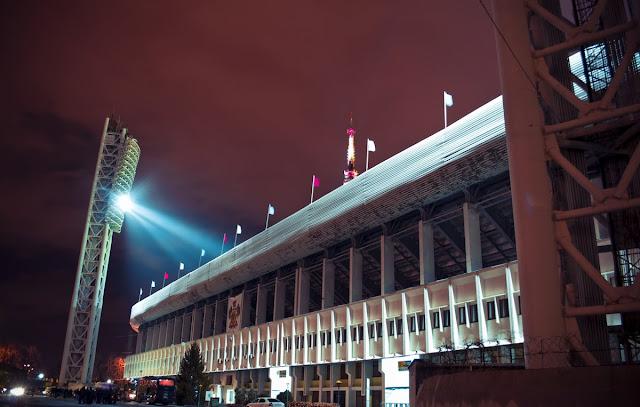 Краснодар, ночь, закат, красоты, достопримечательность, Кубань, Kuban, Футбол,стадион, Sergio Evsyukov, Евсюков, фотограф, город, City, Russia