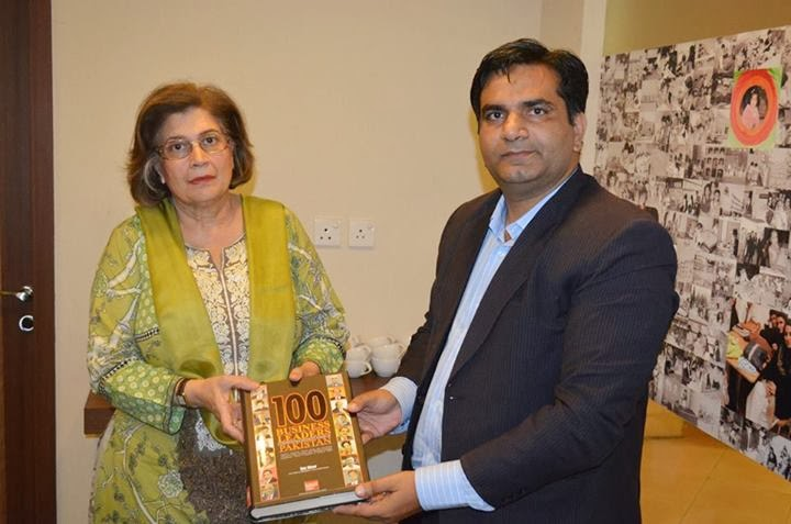 100 Business Leaders of Pakistan Book Book 100 Business Leaders
