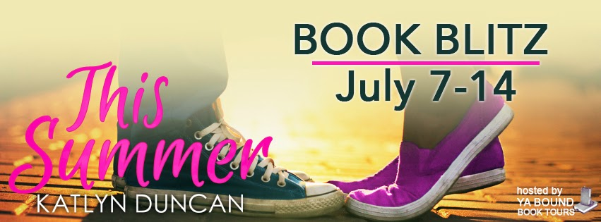 This Summer – Book Blitz, Excerpt & Giveaway