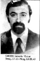 Gerardo Víctor CARCEDO