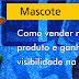 Mascote + Rede Social: A grande sacada!