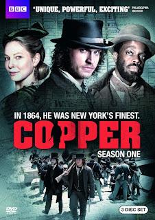 Copper - A törvény ára 1. évad online (2012)