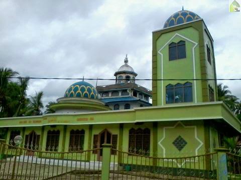 masjid an nashoha sirih