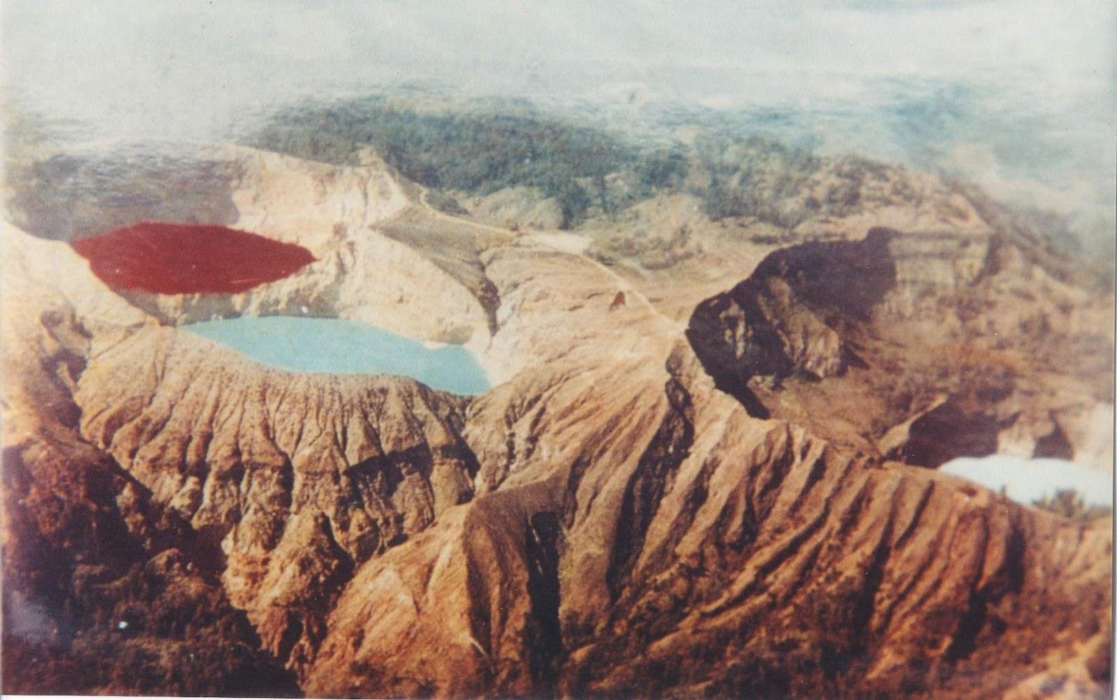Wisata Danau Kalimutu