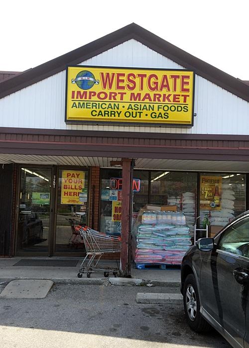 Westgate import market