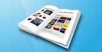 Как создать 3-D книгу