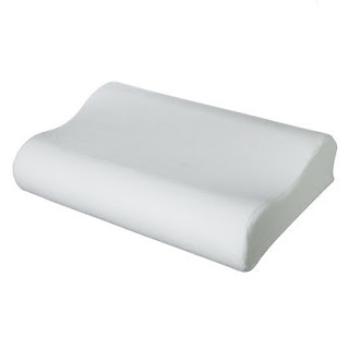 orthorest memory foam pillow